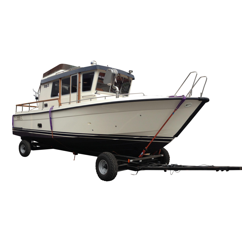 Båtvagn md trailer 10,000 1