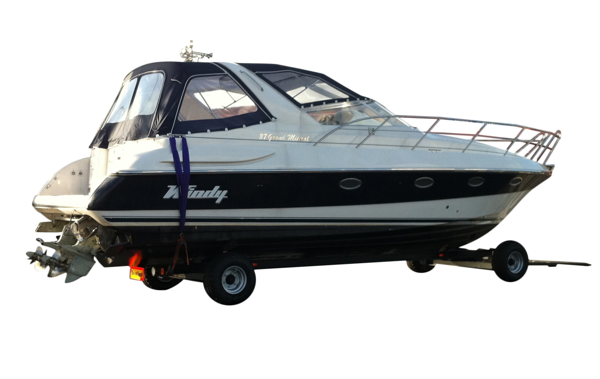 Båtvagn md trailer